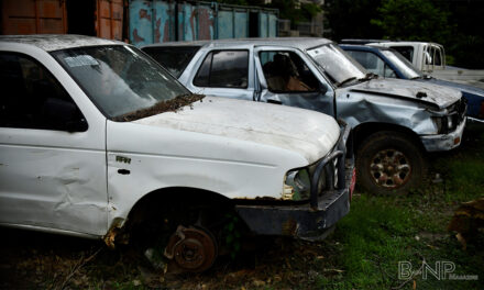 Salvage vehicles, one man's trash is another man's treasure!