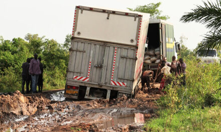 Burundi – The poor condition of Provincial Route 108 hinders the development works of the Special Economic Zone